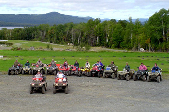 Four Wheeling Allen's Four Seasons Accommodations